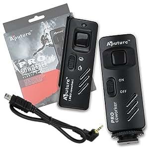Aputure Pro Coworker Télécommande sans fil pour Nikon D90/D3100/D3200