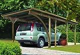 Unbekannt Karibu Einzelcarport ECO 1 Variante C kdi