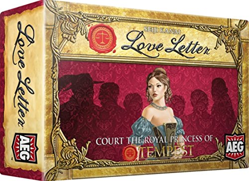 Alderac Entertainment Group Inc. Love Letter: Boxed Edition