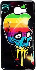 FCS® Printed 2D Designer Hard Back Case For Samsung Galaxy A5 (2016)