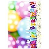 Susy Card 40011028 Geburtstagskarte A5