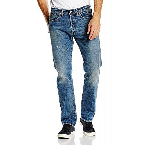 Jeans LEVI'S 501 Bohemian - W40/L34, Bleu