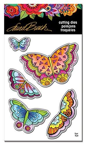Unbekannt Stampendous Imagine Schmetterlinge sterben Set