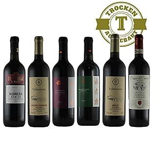 Rotwein-Probierpaket-Italien-trocken-6x075L-VERSANDKOSTENFREI