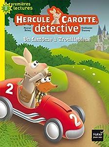 """Afficher """"Hercule Carotte, détective n° 1 Un fantôme à Trouillebleue"""""""