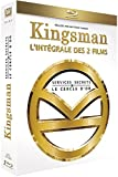 Kingsman : Services Secrets + Kingsman : Le Cercle d'Or [Blu-ray]...