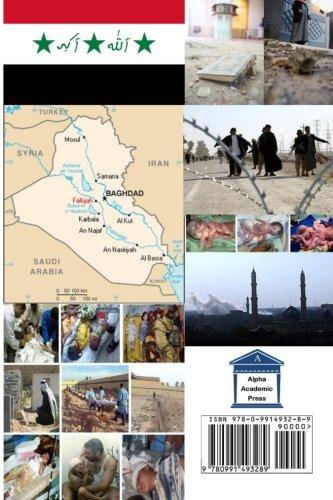 Fallujah' Secrets & Nuremberg' Barrier: Who is the Terrorist?