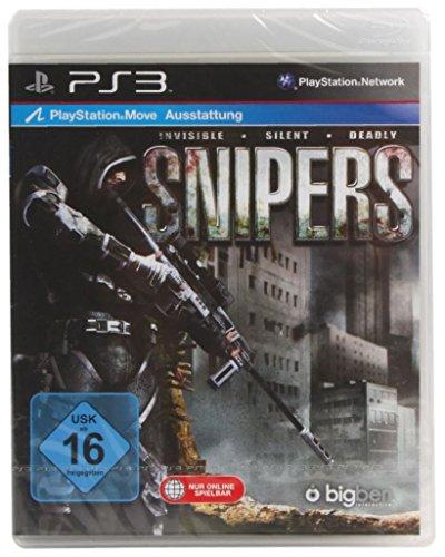 20 Ps3-spiel-karten (Snipers)