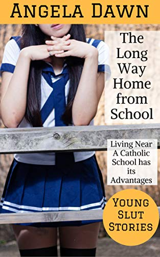 om School: Living Near a Catholic School has its Advantages (Young Slut Stories Book 9) (English Edition) ()