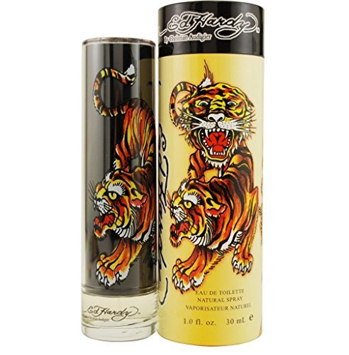 Ed Hardy Cologne for Men, 1.0 Ounce by Ed Hardy