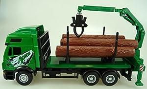 Cararama - Camión de colección 1/40, 810193, Color Verde