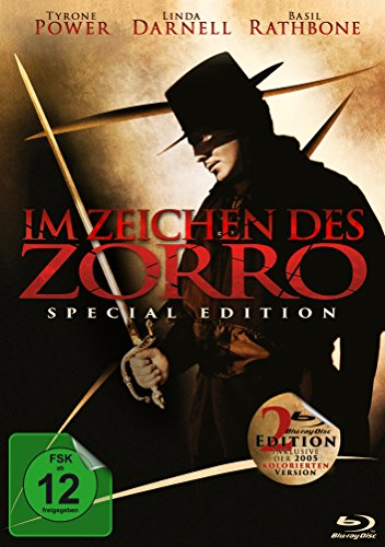 Im Zeichen des Zorro - Special Edition (The Mark of Zorro) [Blu-ray]