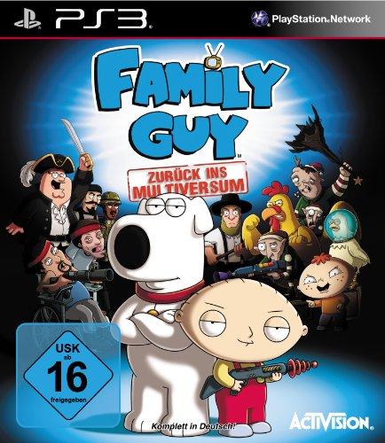 Das Family Videospiel Guy (Family Guy: Zurück ins Multiversum)