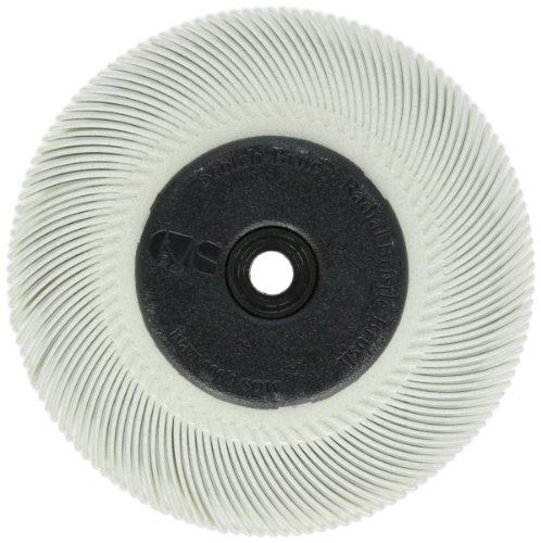 3M Radiale Bürste BB-ZB Typ C ø 150 x 12 Korn 120 weiß