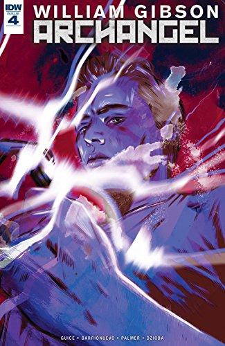 Archangel #4 (of 5)