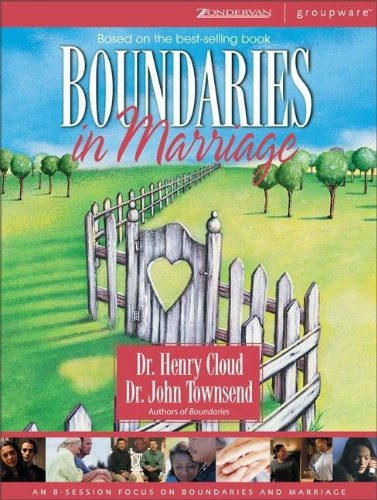 Boundaries in Marriage: An 8-session Focus on Boundaries and Marriage