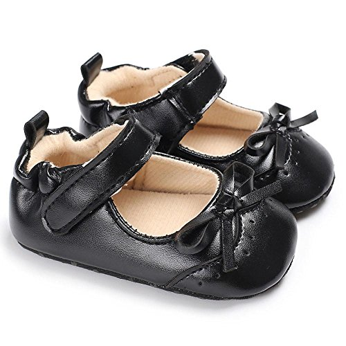 Chaussures bébé,Xinan Chaussures Garçon Fille Cuir Souple Automne Chaussures Mode 2 Couleurs