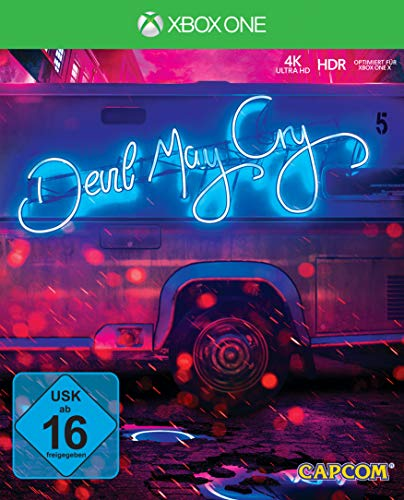 Devil May Cry 5 - Deluxe Edition (inkl. Steelbook) [ XBox One]