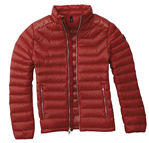 abercrombie-mens-lightweight-puffer-jacket-coat-size-l-red-623115648