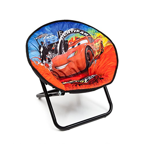 Image of Disney Cars Saucer Chair (Black)