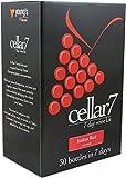 Cellar 7 Italian Red 7kg Wine Kit 30 Bottles in 7 Days Homebrew Red Wine