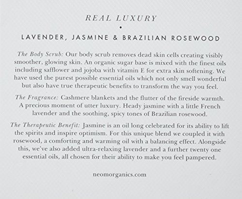 Neom Organics London Real Luxury Body Scrub 332 g