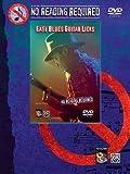 Easy Blues Guitar Licks: DVD Vidéo No Reading Required