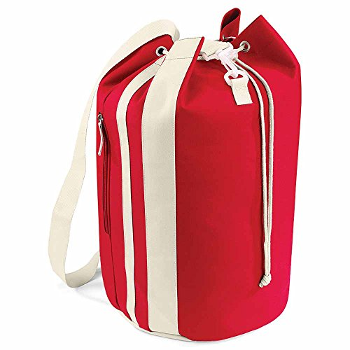 Bag Base - Sac paquetage marin - BG227 - coloris rouge