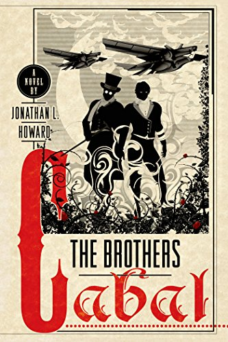 The Brothers Cabal (Johannes Cabal)