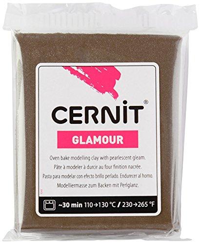 Darice CE0910056058 Argile Polymère Glamour Bronze 56 g