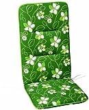 BEST 05201262 Sesselauflage hoch 120 x 50 x 6 cm