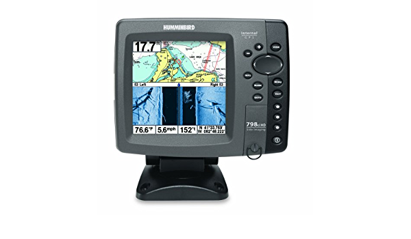 Humminbird Fishfinder 798ci Hd Si Combo Fish Finder Sport Freizeit