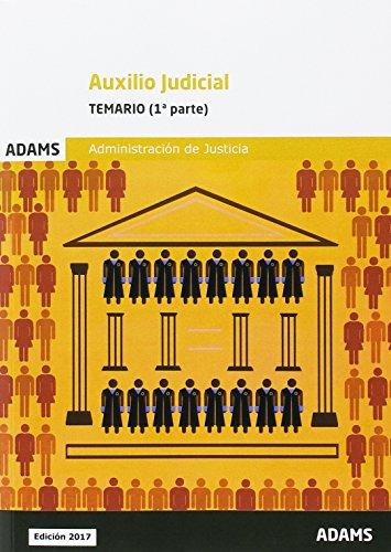 Temario Auxilio Judicial por Obra colectiva