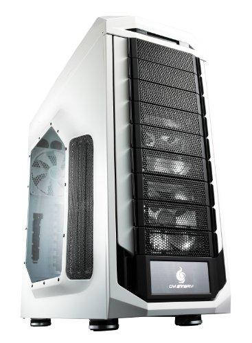 Cooler Master SGC-5000W-KWN1 Storm Stryker Case, Bianco