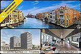 Reiseschein Vales de Viaje - 3 días de Vacaciones Cortas en Venecia en A&o Venezia Mestre - Cupón de Hotel para Viajes Cortos