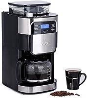 Vivo © 1.5L Bean to Cup Digital Filter Coffee Maker Machine