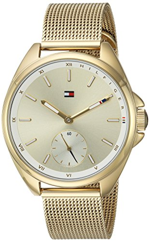 Tommy Hilfiger Ladies Watch Analog Casual Quartz Watch 1781757