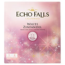 Echo Falls California White Zinfandel Wine, 2.25l