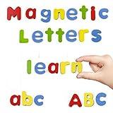 Vortigern-V51021-52-Madera-Magntica-Inferior-Superior-de-Casos-Letras-del-Alfabeto