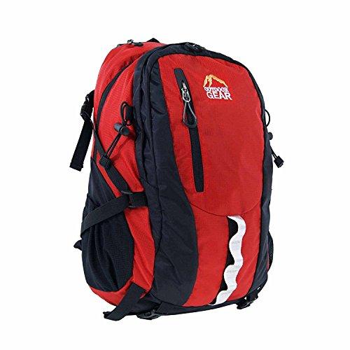 Outdoor Gear Unisex Wasserdicht Rucksack 1121 Rot