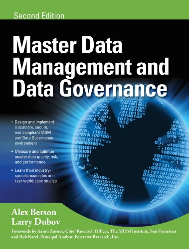 MASTER DATA MANAGEMENT AND DATA GOVERNANCE, 2/E (English Edition) por Alex Berson
