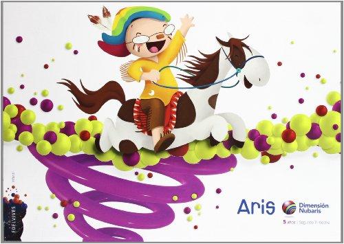 Infantil 5 años Aris (Segundo Trimestre) (Dimensión Nubaris) - 9788426382825 por Manuela y Rosa Mª Corrales Peral