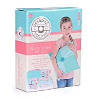 The Great British Sewing Bee Pillow Kit, GBSB Kids Sewing Project