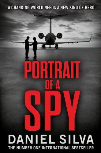 Portrait of a Spy (Gabriel Allon) (Portrait-top)