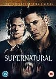 Supernatural: The Complete Seventh Season [Edizione: Regno Unito] [Reino Unido] [DVD]