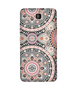 India Print 1 Printed Back Cover Case For Huawei Honour 6 Plus