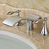 Caribou Faucet Caribou@Basin Mixer Tap Lavatory Mixer Tap All Bronze Bathroom Sink Faucet Washroom Basin Mixer Taps