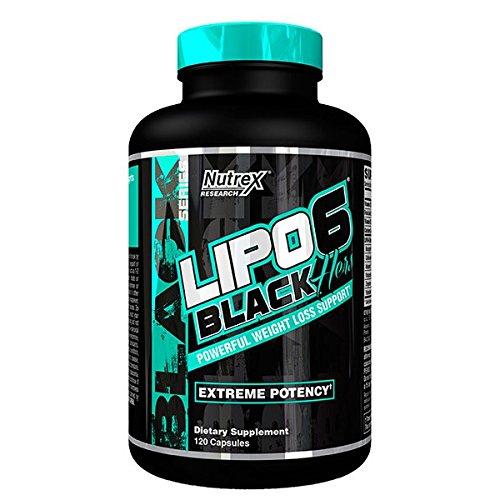 Nutrex - LIPO 6 Black Hers (per lei) - 120 capsule - 51%2BybLi6mZL