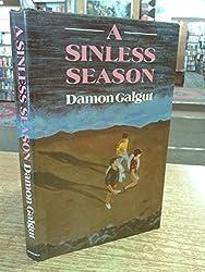 A Sinless Season by Damon Galgut (1989-09-05)