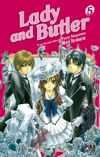 Lady and Butler T05 par Rei Izawa